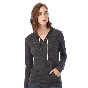 Alternative Ladies' Eco Jersey Triblend Classic Pullover Fashion Hoodie