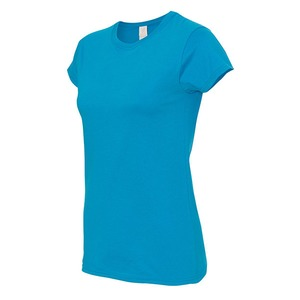 Soft Style Ladies' 4.5 oz. Fit T-Shirt