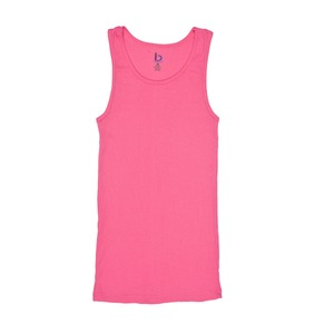 Boxercraft Girls' Comfort Cotton Tank