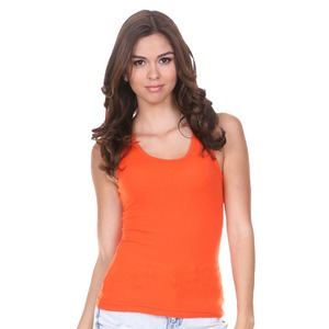 Ladies Boy Beater Tunic Tank X-Length