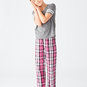 Youth Unisex Plaid & Novelty Flannel Pant
