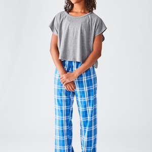 Adult Unisex Plaid & Novelty Flannel Pant