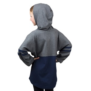 Boxercraft Youth Hooded Pom Pom Jersey