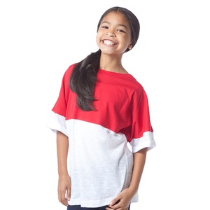 Boxercraft Youth Short Sleeve Pom Pom Model