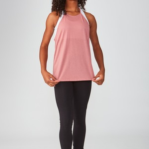 Bella + Canvas Ladies' Flowy High Neck Tank