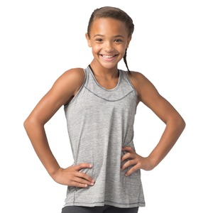 Boxercraft Girls Tiger Slub Tank