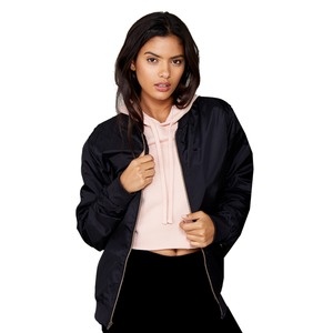 Bella Fast Fashion Unisex Lightweight Bomber