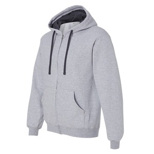 Fruit of the Loom Sofspun Hooded Full-Zip Sweatshirt