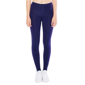American Apparel Poly Cotton Basic Leggings