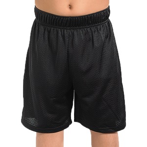 Youth Moisture-Wicking Mesh Shorts