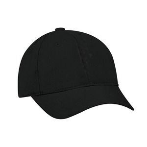 Youth 6 Panel Brushed Constructed Contour