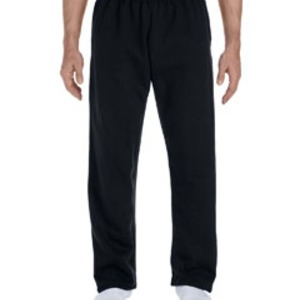 DryBlend® Adult 15 oz./lin. yd., 50/50 Open-Bottom Sweatpant