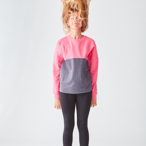 Girls Oversized Long Sleeve