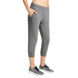 Ladies Comfort Fleece Skinny Capri