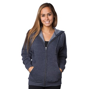 Adult Unisex Retail Blend Zip Hoodie Sweatshirt