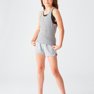 Studio Essentials Girls Fine Jersey Racer Back Tank