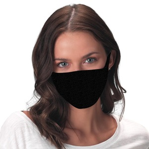 Value 100% Polyester Face Mask