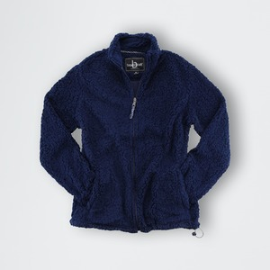 Unisex Full Zip Sherpa