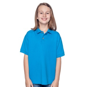 Gildan DryBlend® Youth 9.4 oz./lin. yd., 50/50 Jersey Polo
