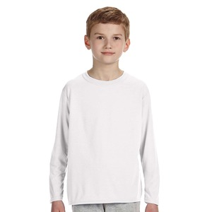 Gildan Performance® Youth Unisex 7.5 oz./lin. yd. Long-Sleeve T-Shirt