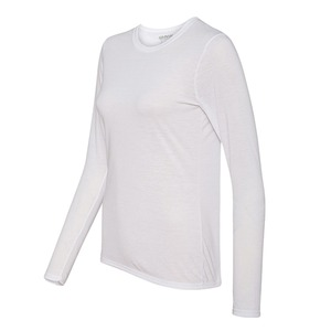 Gildan Performance® Ladies' 7.5 oz./lin. yd. Long-Sleeve T-Shirt
