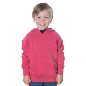 Independent Trading Co. Kids' Special Blend Raglan Hooded Pullover Sweatshirt