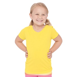 Next Level Girls' Premium Jersey The Adorable V
