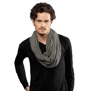 eco-HYBRID™ Unisex Micro Jersey Effortless Eternity Scarf