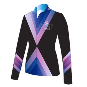 Full On Sublimated Competition Jacket Girls, Ladies, Youth, and Adult