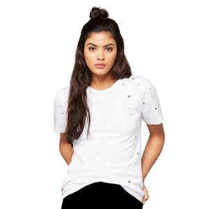 Bella + Canvas Fast Fashion Unisex Vintage Distressed Tee