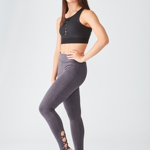 Ladies Feel The Burn Legging High Waist