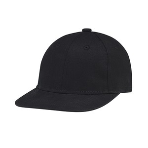 Youth 6 Panel Constructed Flat Peak
